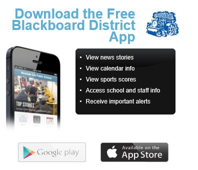 SHSD Mobile Website App