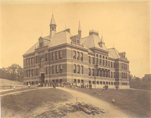 Old High School 1887