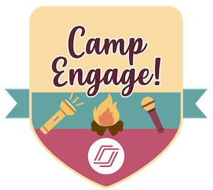 Nearpod Camp Engage Badge