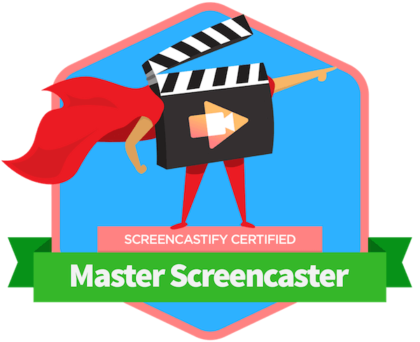Screencastify Badge