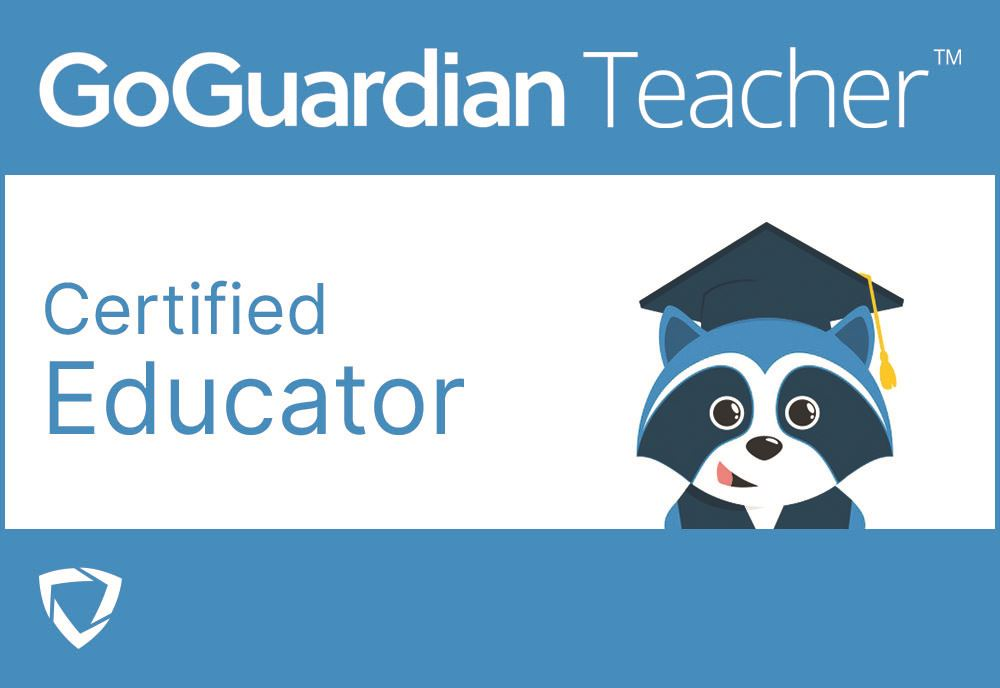 Go Guardian Teacher Badge