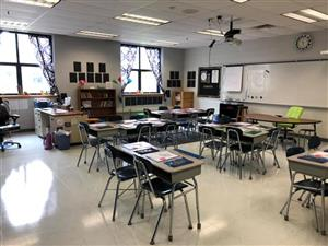 Our Classroom - Room 107